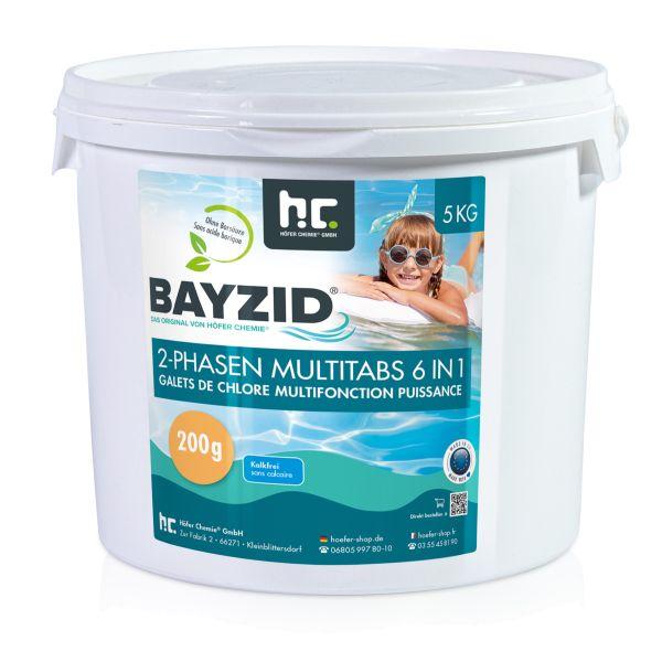 BAYZID Multitabs 6in1