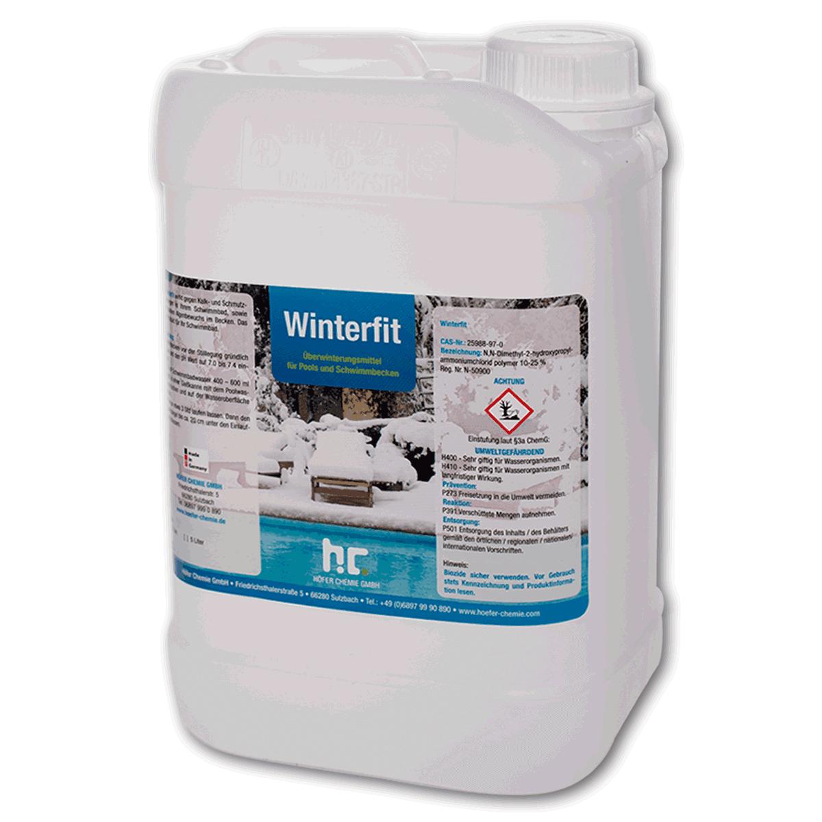 1 x 3 L Winterfit
