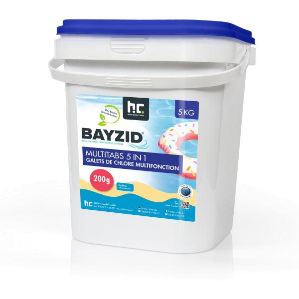 Höfer Chemie BAYZID Mutlitabs 5-in-1