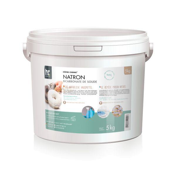 5 kg Natron Höfer Chemie