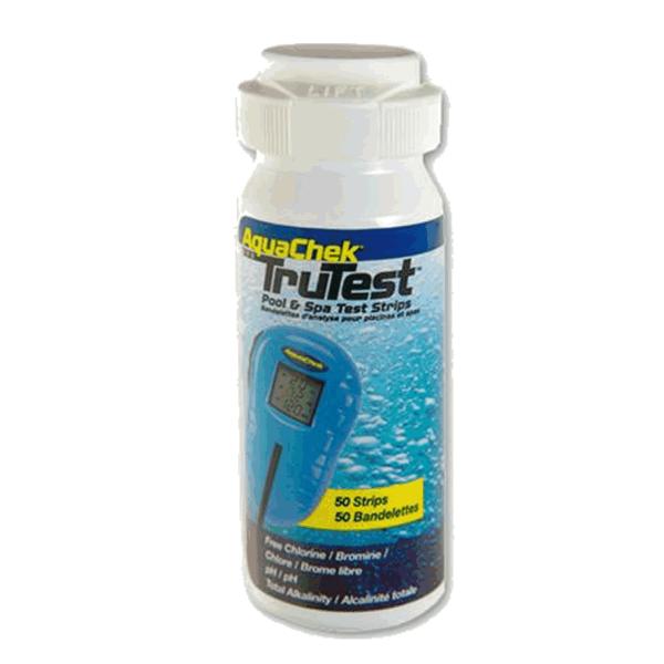 50 Teststreifen für AquaChek Trutest