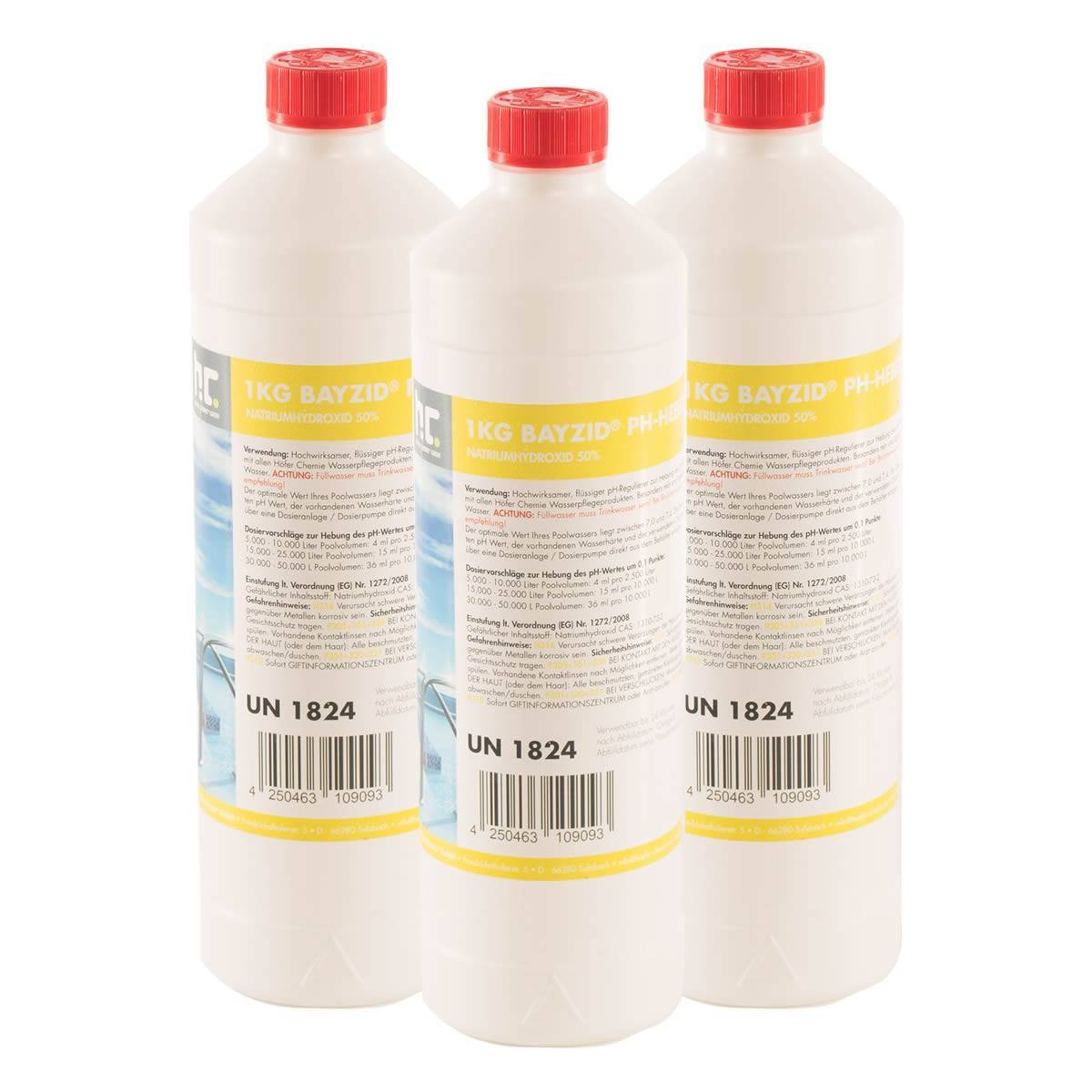1 kg pH Heber flüssig