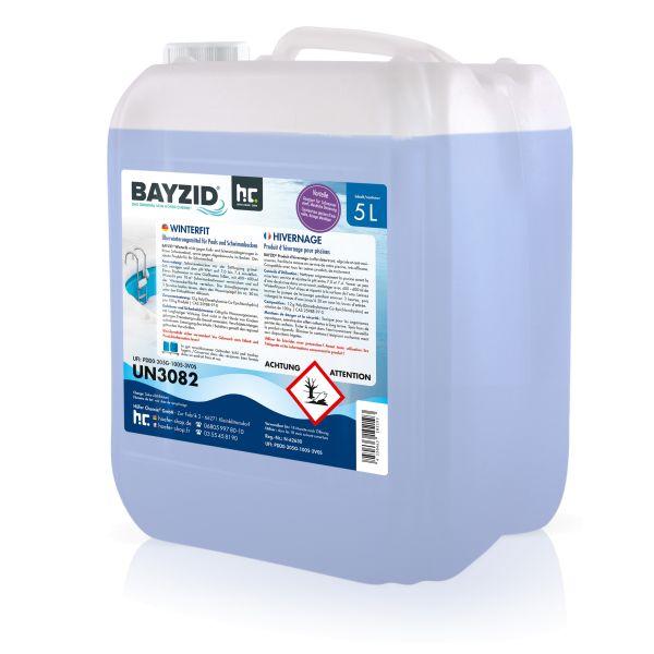 BAYZID Winterfit für Pools von Höfer Chemie
