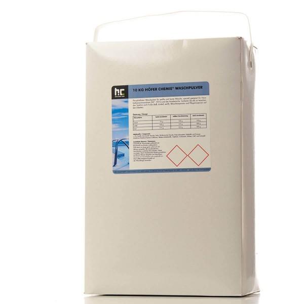10 kg Waschpulver Vollwaschmittel