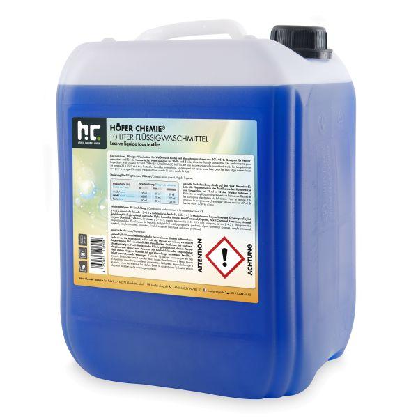 Waschmittel flüssig Höfer Chemie Colorwaschmittel